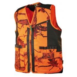 T254 - Camouflage orange Vest