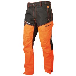 597 - Orange reinforced trousers