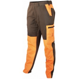 T581 - Orange Treeland trousers