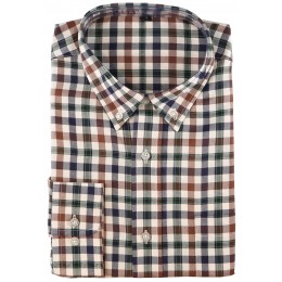 511 - Brown check shirt