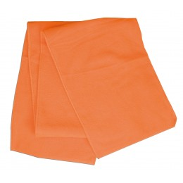 898 - Echarpe orange