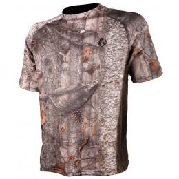 054 - Tee shirt Spandex camo 3DX