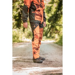 598- Camo fire reinforced trousers