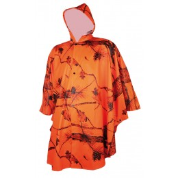 T426 - PONCHO CAMO ORANGE