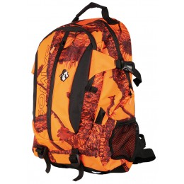 1021 - SAC A DOS 40L CAMO ORANGE