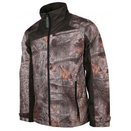 T622 - Veste Maquisard camouflage forest
