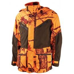 475 - Veste Multi-Hunt camouflage orange