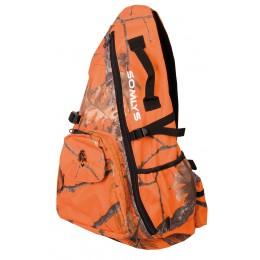 1008F - Sac à dos 1 bretelle orange