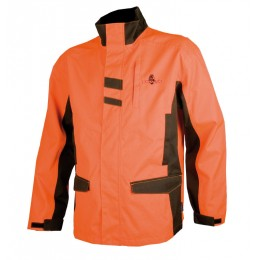 427K - Veste anti-ronce orange enfant