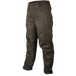 646 - Pantalon polyster coton matelassé