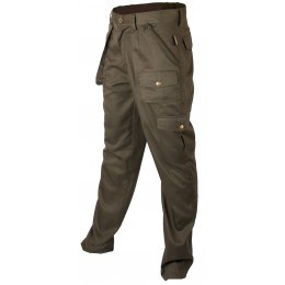 T658 - Pantalon doublé chaud