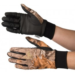 815DX - Gants Softshell camouflage 3DX