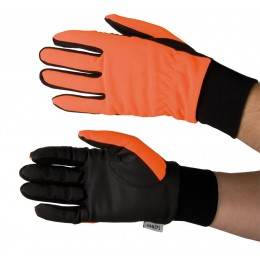 816 - Gants softshell orange