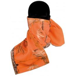 885 - Echarpe camouflage orange