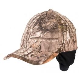 907C - Casquette Huntershell camouflage 3DX avec cache oreilles