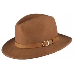 982 - Chapeau marron clair