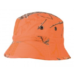 912 - Bob softshell camouflage orange