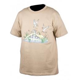 049S - Tee-shirt hutte canard