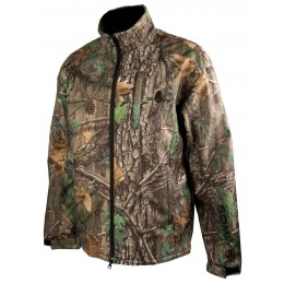 404 - Blouson polaire softshell camouflage 3DXG