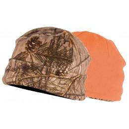 2466 - bonnet réversible camouflage 3DX/orange