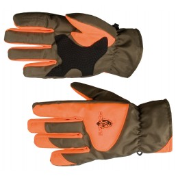 802 - gants de traque orange