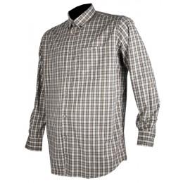 503 - Chemise à carreaux haut de gamme