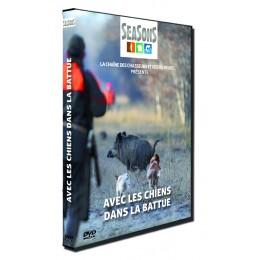 SEA259 - DVD AVEC LES CHIENS DANS LA BATTUE