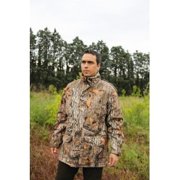 462 - Veste chaude imperméable camouflage 3DX