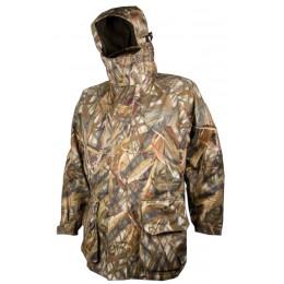 473 - Veste Huntershell camouflage roseaux