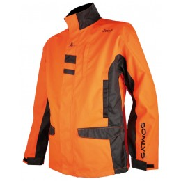 427N - Veste anti-ronce orange