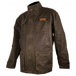 460N - Veste façon cuir - ligne Sologne