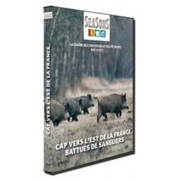 SEA254 - DVD CAP VERS L'EST DE LA FRANCE