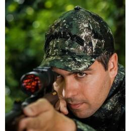 918 - Casquette camouflage pixel vert