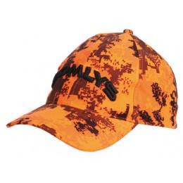 919 -Casquette caouflage pixel orange