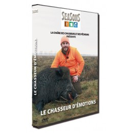 SEA253 - DVD LE CHASSEUR D'EMOTIONS