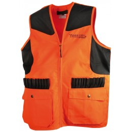 T250 - Gilet 600D oxford orange
