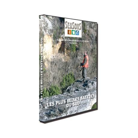 SEA250 - DVD LES PLUS BELLES BATTUES DU SUD