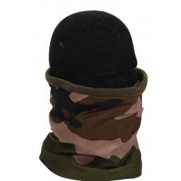 T1895 - Neck scarf camo CE