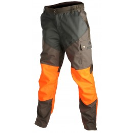 586N - Trousers Corduryl V2 orange