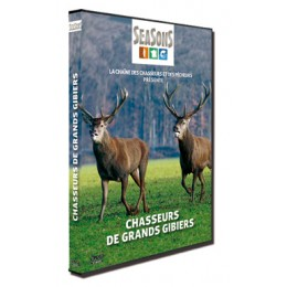 SEA246 - DVD CHASSEURS DE GRANDS GIBIERS