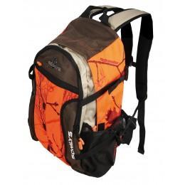 1014F - Sac à dos camouflage orange