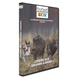 SEA242 - DVD CHIENS AUX GRANDS GIBIERS