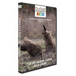 SEA239 - DVD TIR DU GRAND GIBIER A LA LIGNE