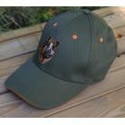 T1901 - Embroidered cap wild boar.