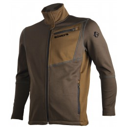 410 - Jacket Polar-Sen brown