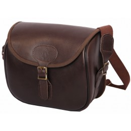 1031 - Leather cartridge bag