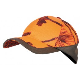 925 - Camo orange/green EVO Cap