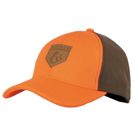 924 - Heat orange/green cap