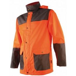 T423 - Veste de pluie orange