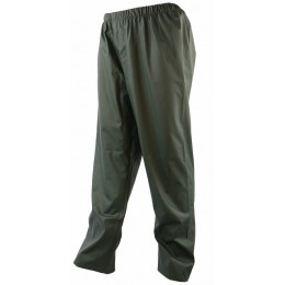 T422 - Green rain trousers